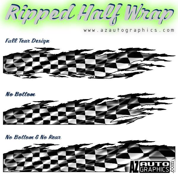 checkered-half-warp