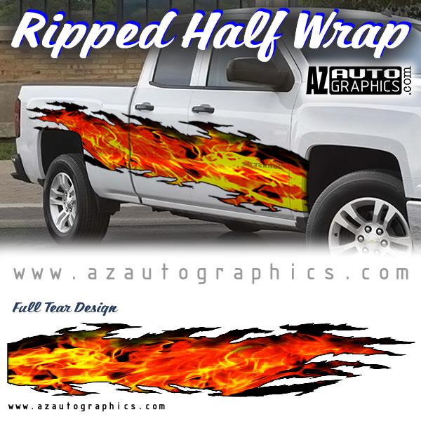 half-warp-fire