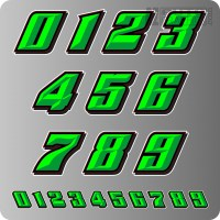 RACE CAR NUMBER ALL