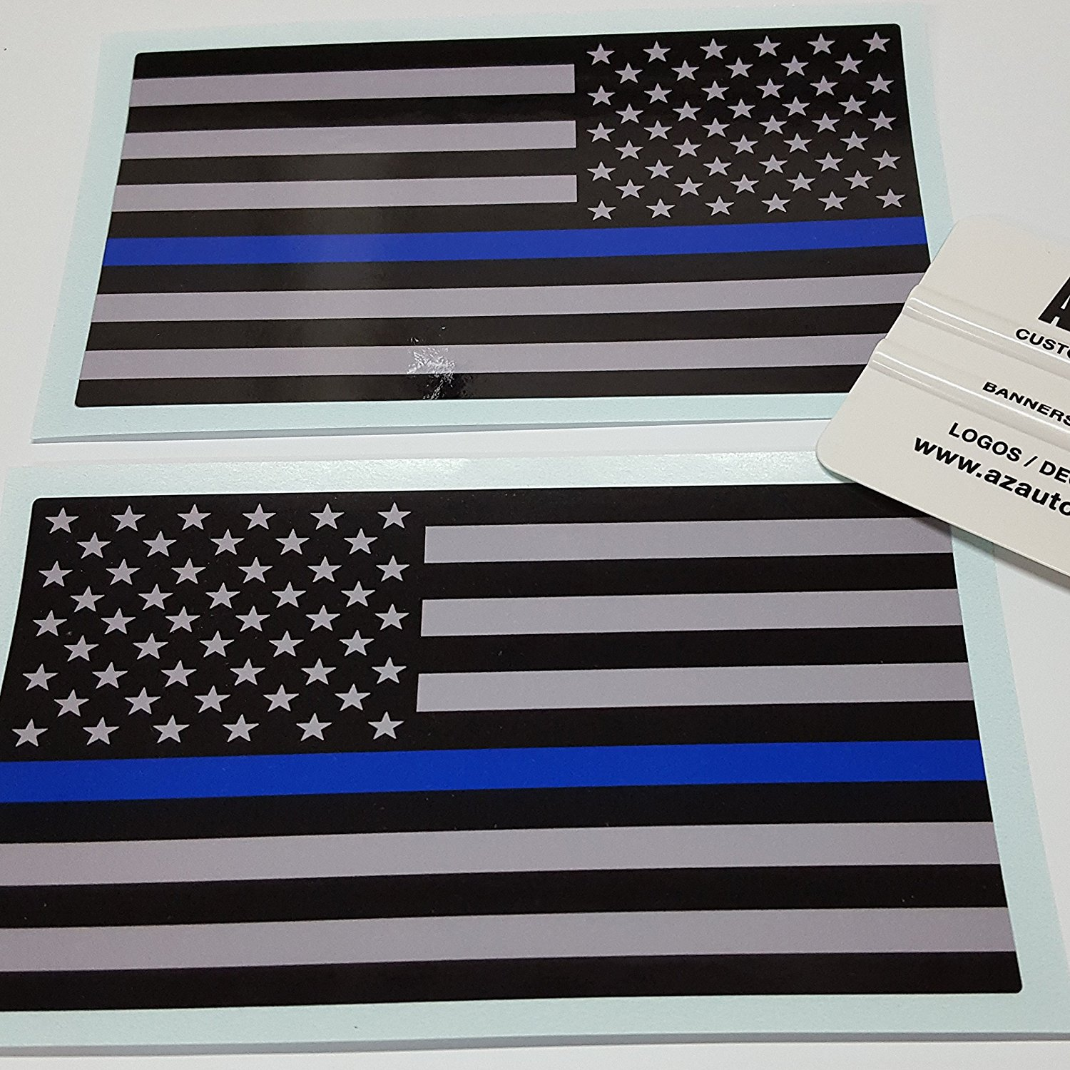 Thin Blue Line Kit